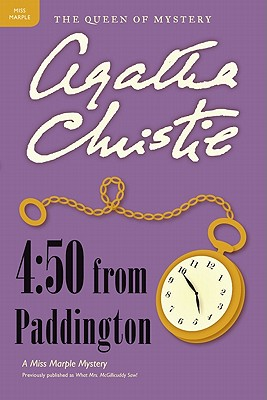 4:50 from Paddington By Christie, Agatha